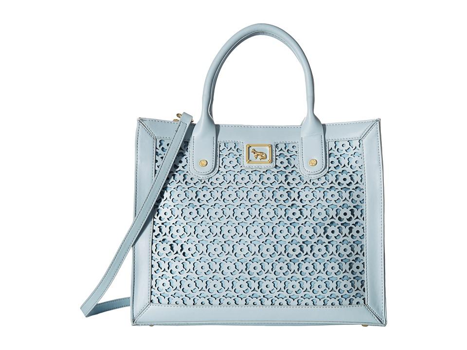 Emma Fox - Forsyth Tote (Baby Blue) Tote Handbags