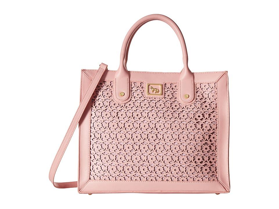 Emma Fox - Forsyth Tote (Pale Pink) Tote Handbags