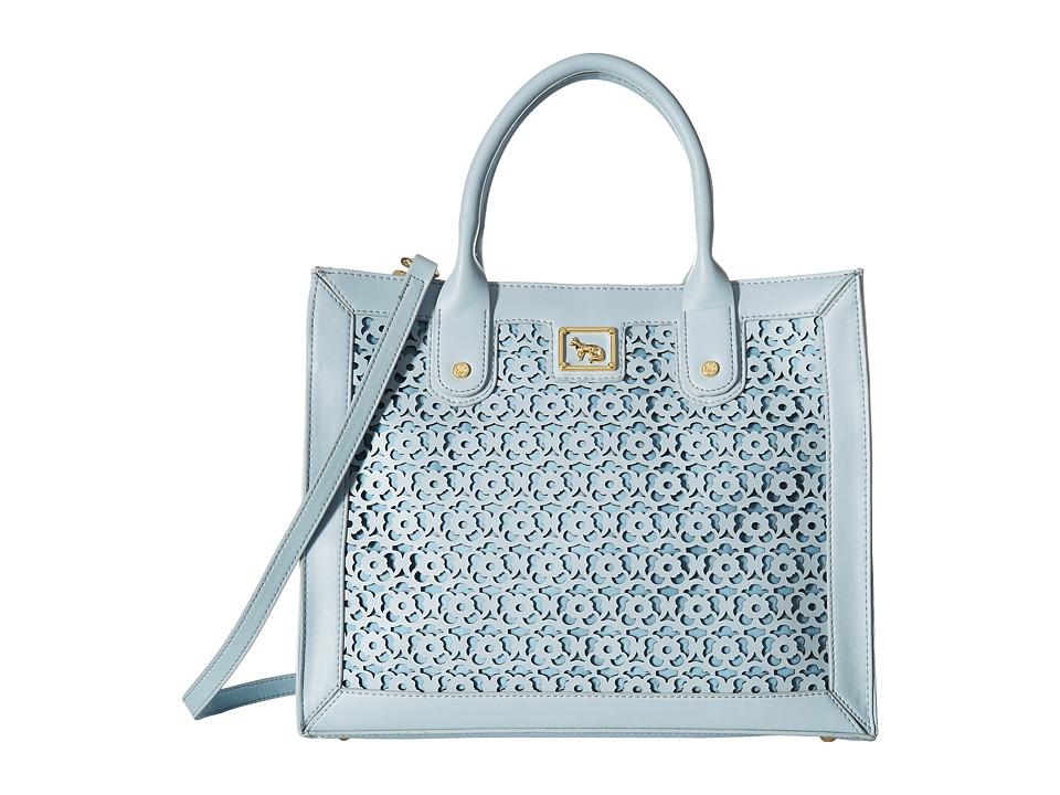 Emma Fox - Forsyth Tote (Pale Aqua) Tote Handbags