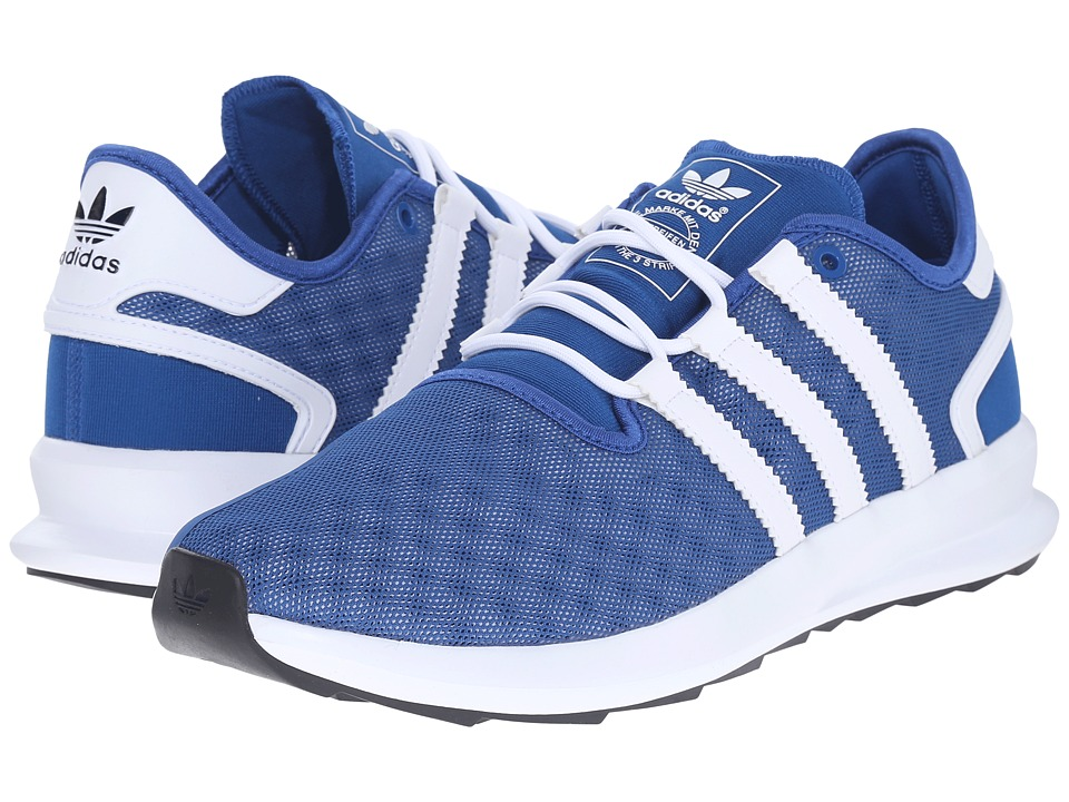 adidas Originals SL Rise Premium (EQT Blue/White/Black) Men
