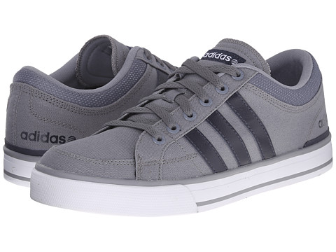 adidas - BBNEO Skool Lo (Tech Grey/Navy/White) Men