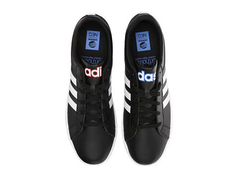 adidas - Daily 9TIS (Black/White/Blue) Men