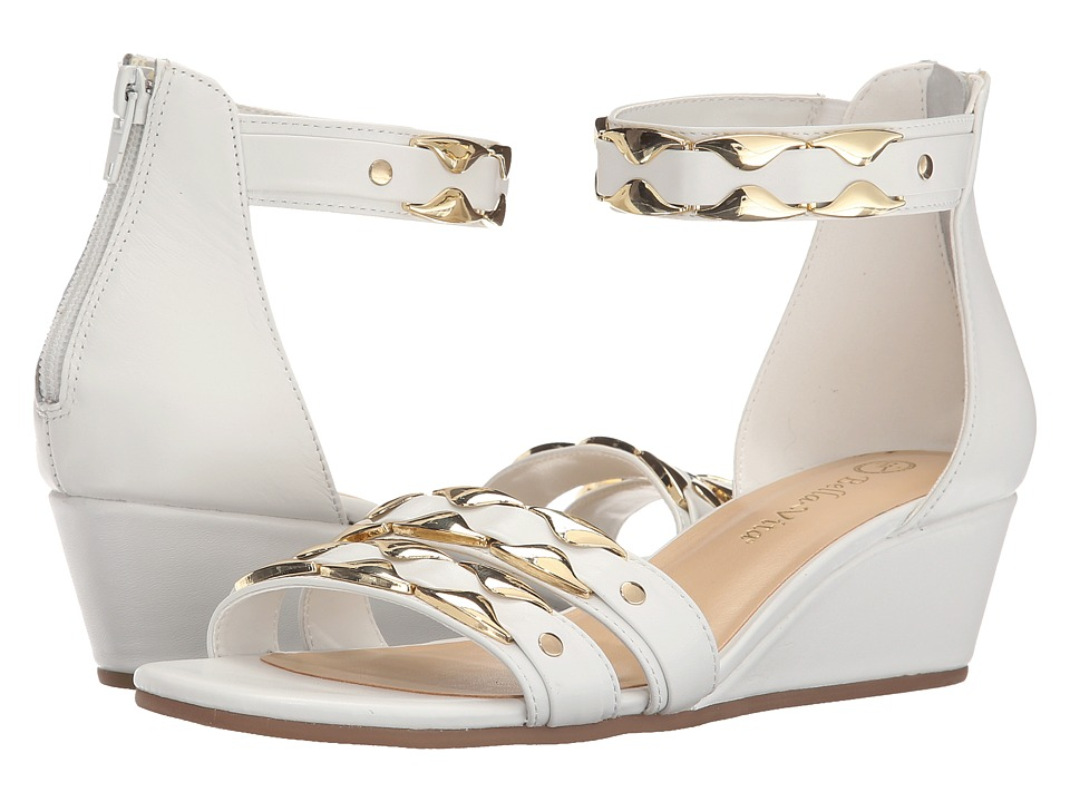 Bella-Vita - Imogen (White) Women's Sandals