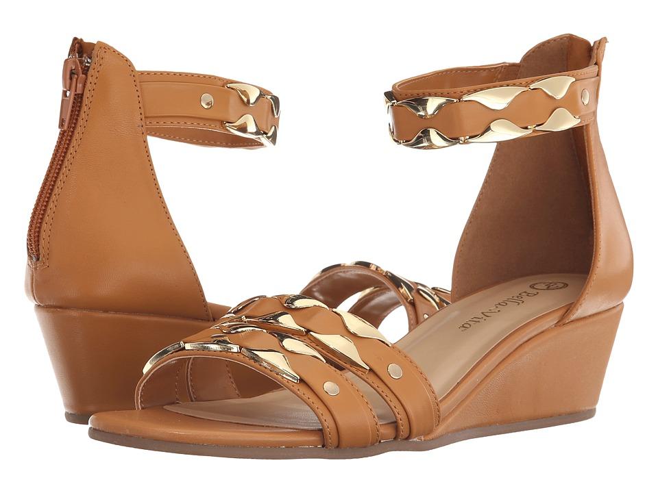 Bella-Vita - Imogen (Camel) Women's Sandals