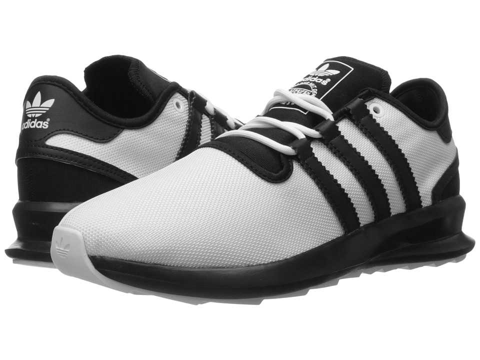 adidas Originals - SL Rise (White/Black/White) Men's Running Shoes