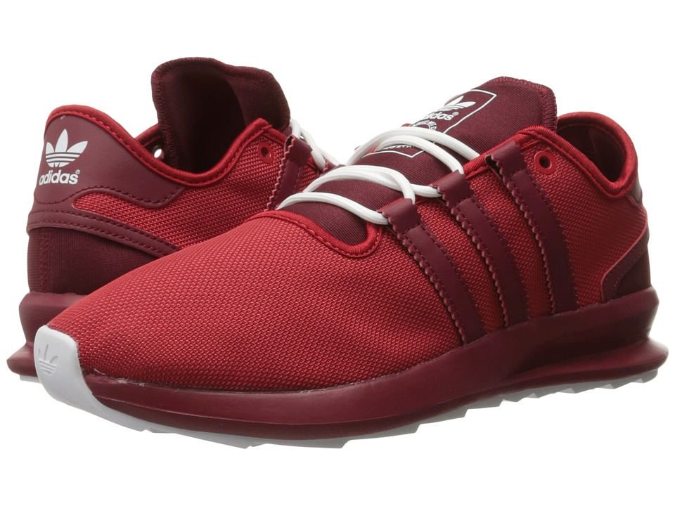 adidas Originals - SL Rise (Scarlet/Collegiate Burgundy/White) Men's Running Shoes
