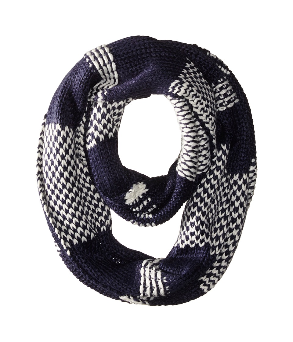 Roxy - Arctic Sunrise Knit Scarf (Eclipse) Scarves
