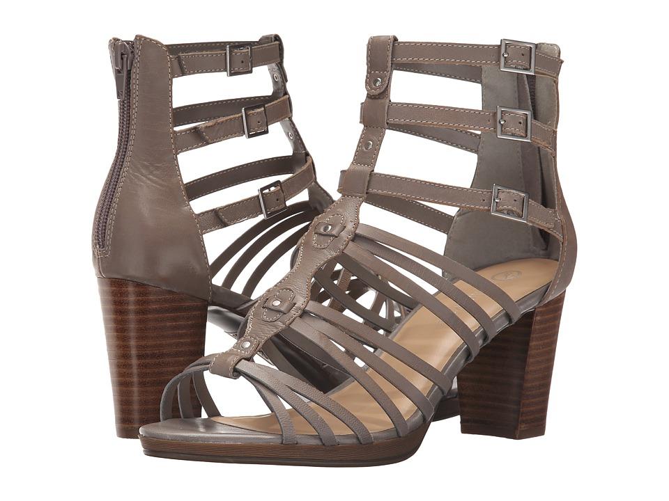 Bella-Vita - Layne (Light Grey) Women's 1-2 inch heel Shoes