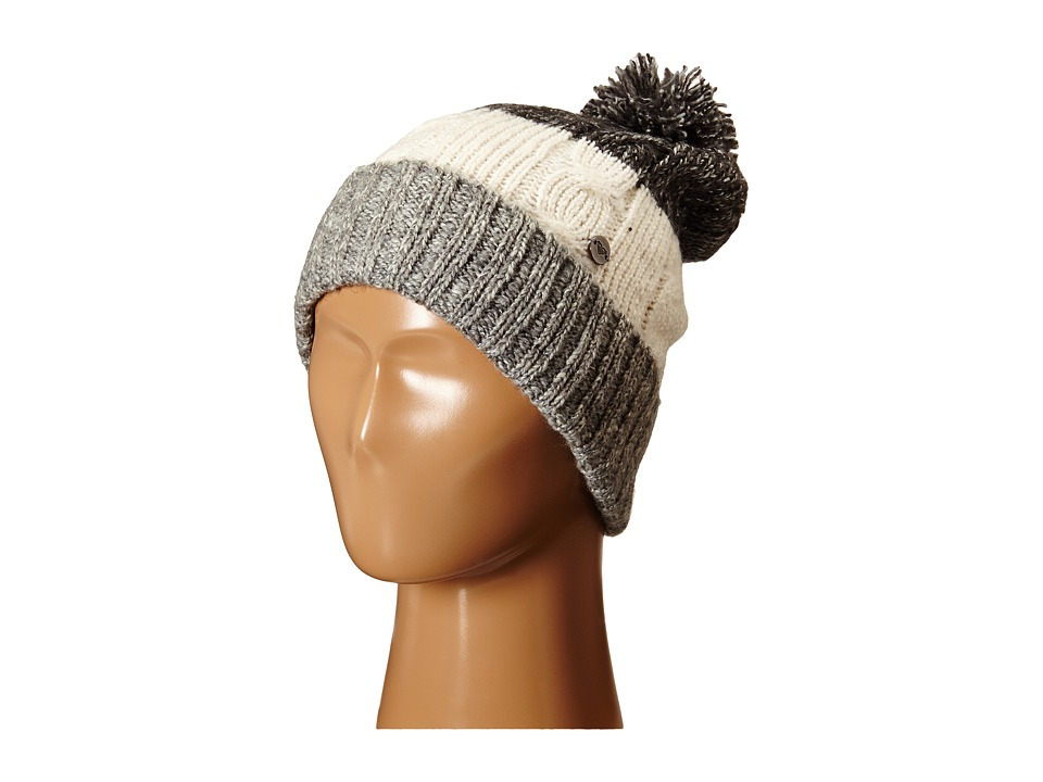 Roxy - Below Zero Knit Beanie (Sea Spray) Beanies