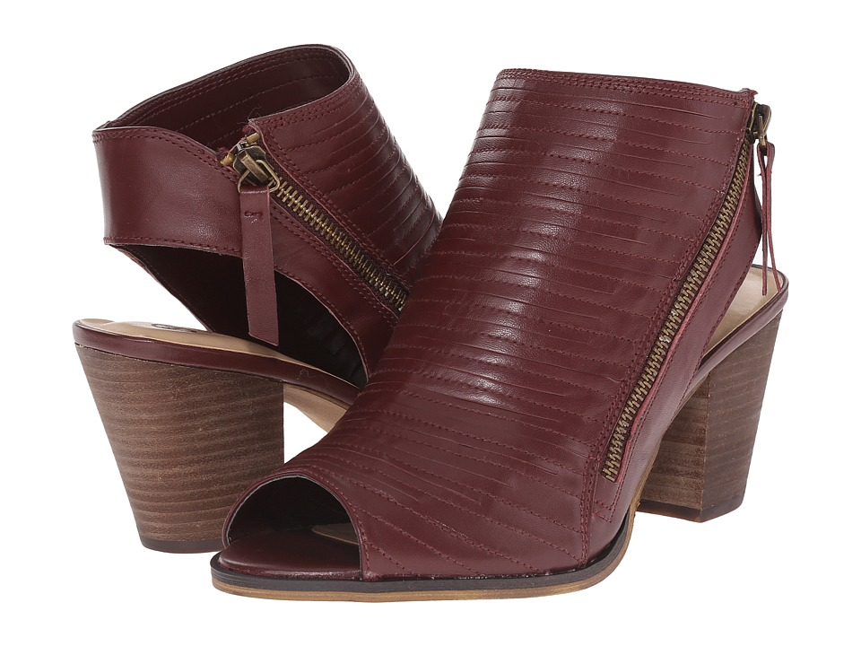Bella-Vita - Kalista (Burgundy) Women's 1-2 inch heel Shoes
