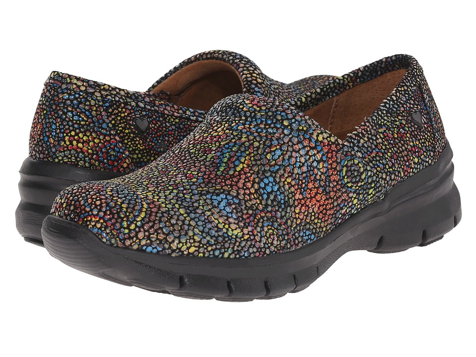 Nurse Mates - Libby (Starry Night Black) Women's Clog Shoes