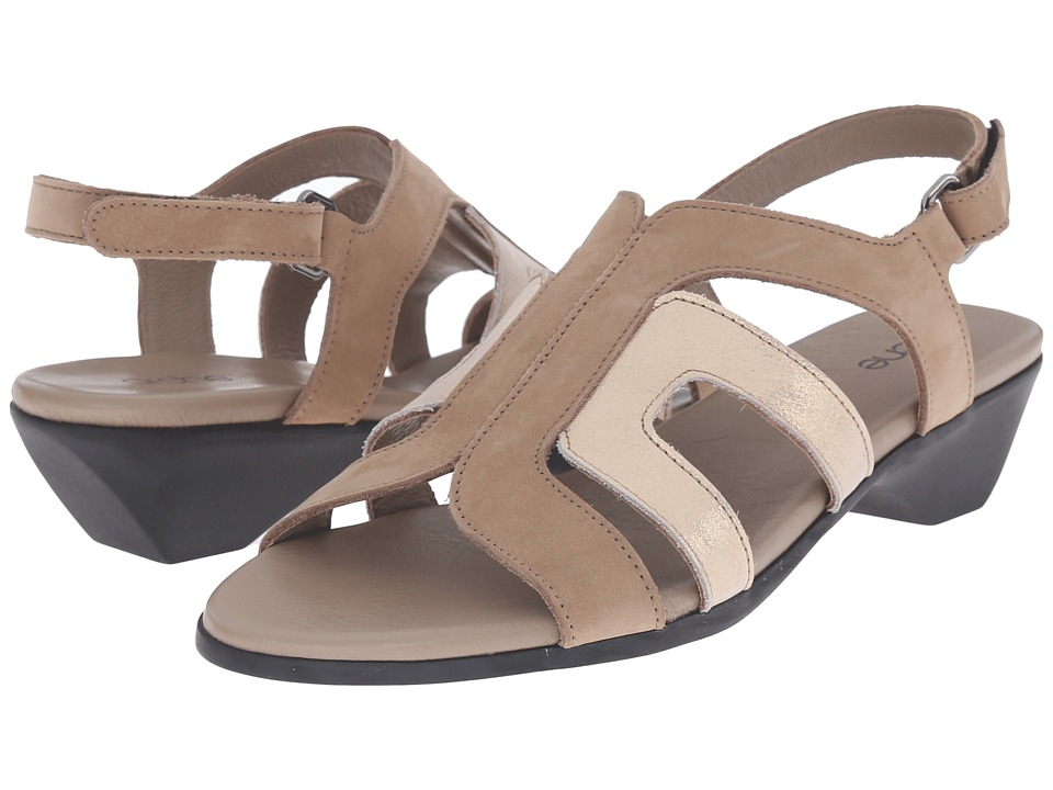 Arche - Obie (Sand/Casta) Women's Shoes