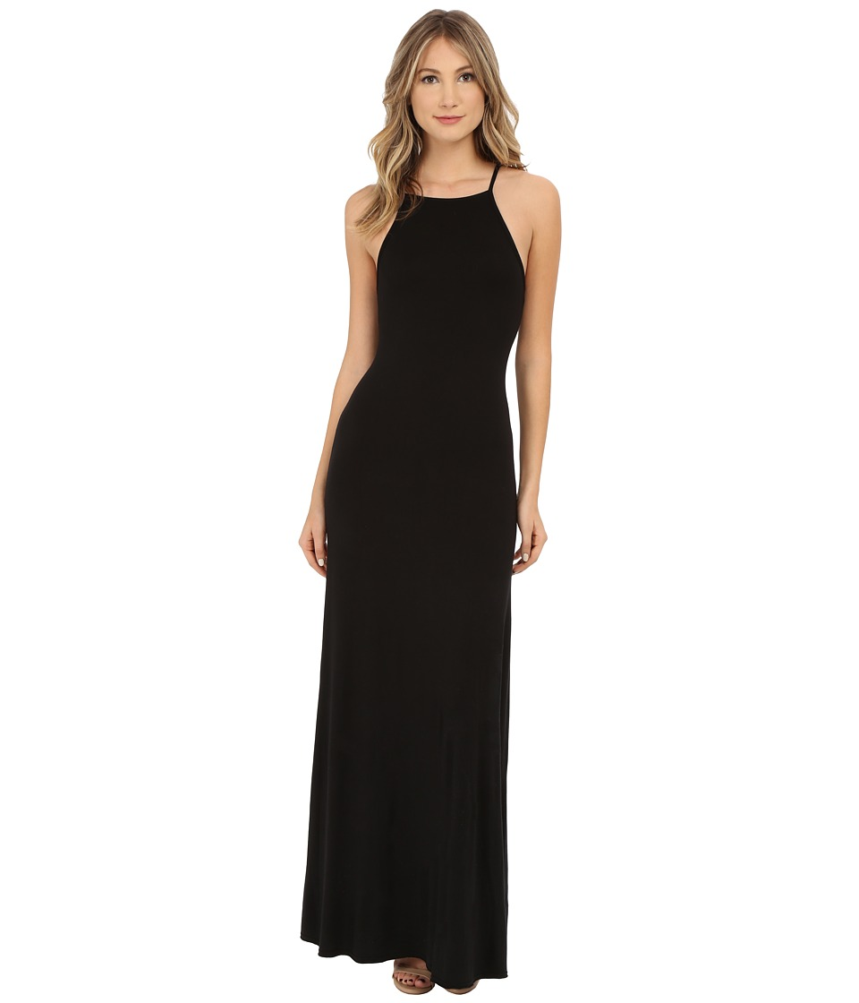 LAmade - Lizzie Maxi Dress (Black) Women's Dress