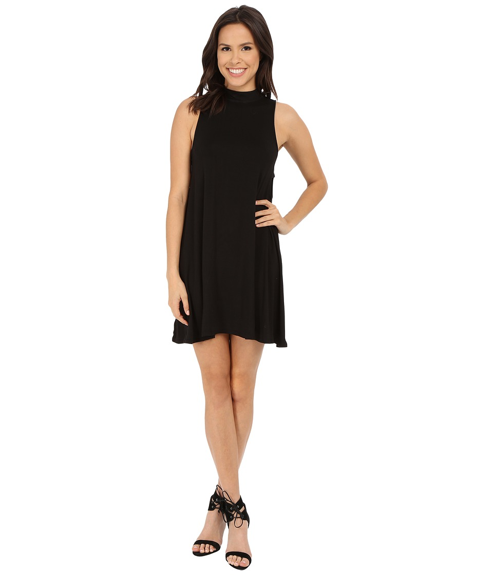 LAmade - Kim Mini Dress (Black) Women's Dress