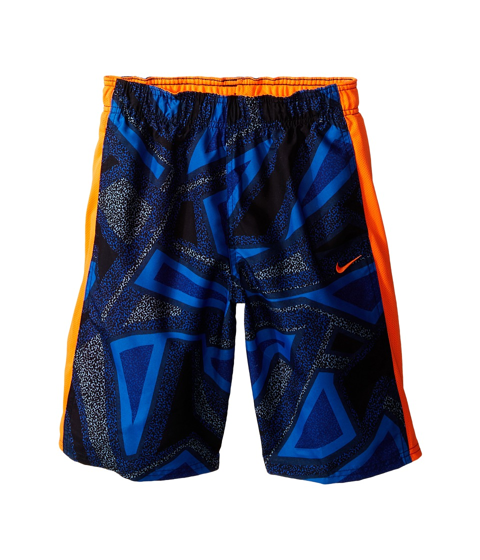 Nike Kids - Fusion 9 Volley Swim Trunk (Big Kids) (Hyper Cobalt) Boy's Swimwear