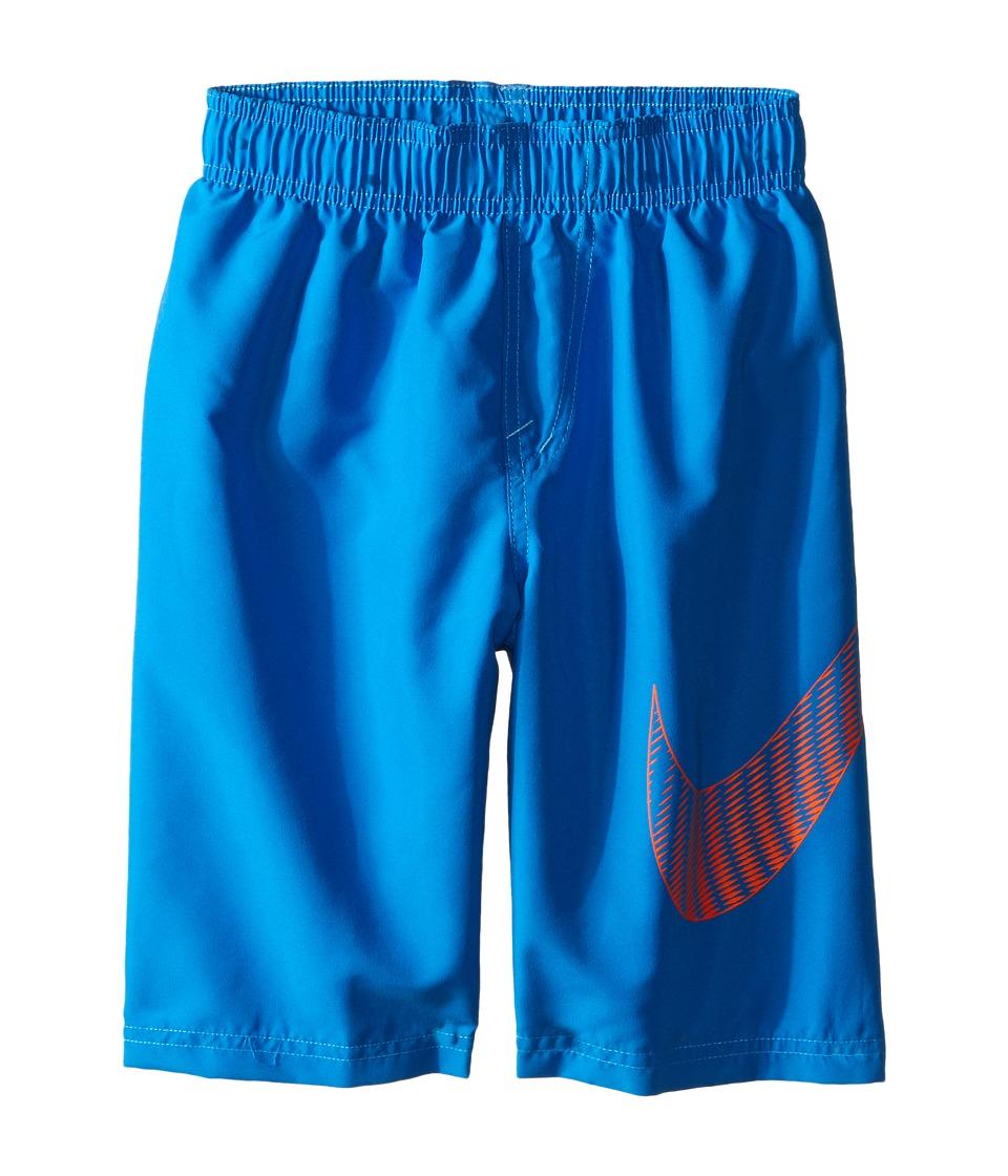 Nike Kids - Evenflow Volley Shorts (Big Kids) (Photo Blue) Boy's Swimwear