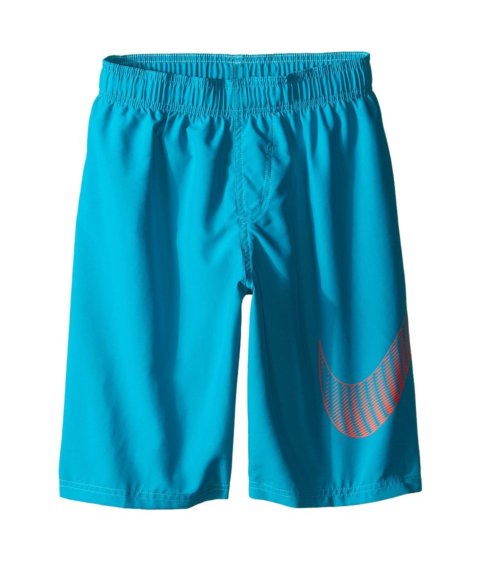 Nike Kids - Evenflow Volley Shorts (Big Kids) (Energy) Boy's Swimwear