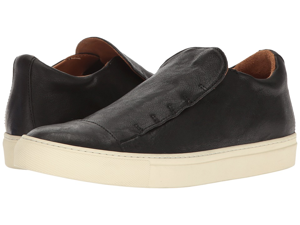 John Varvatos - 315 Reed Low (Black) Men's Shoes