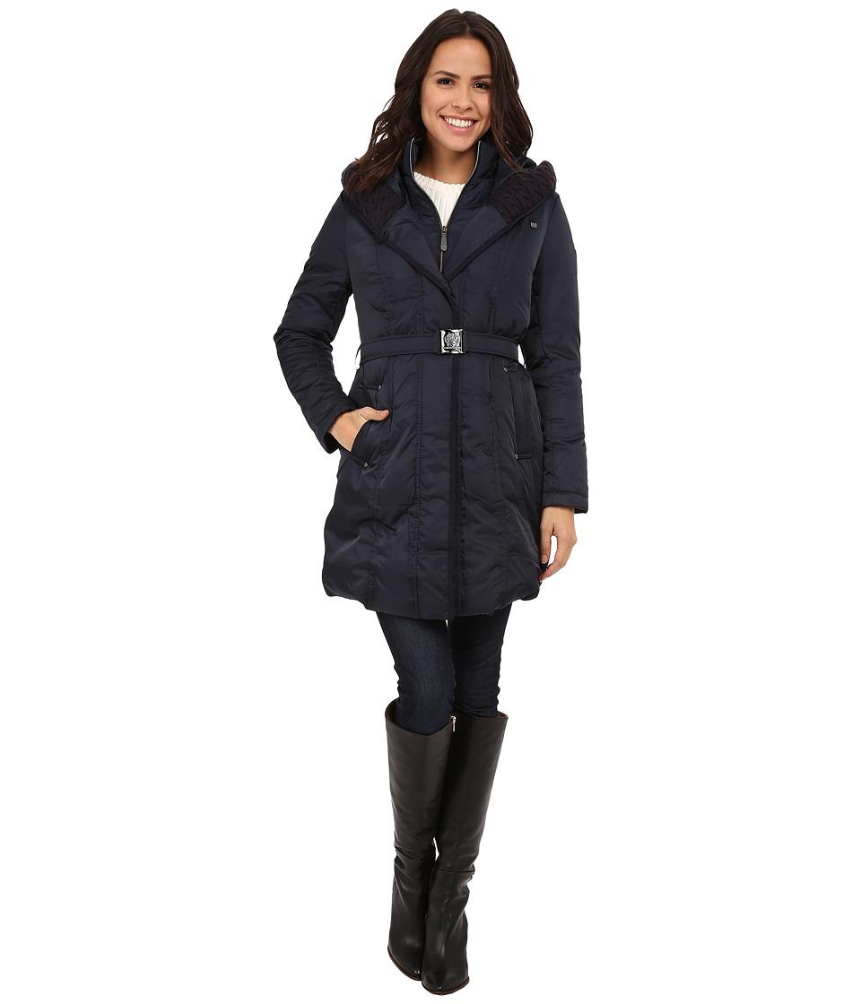 Vince Camuto - Down J8681 (Navy) Women's Coat