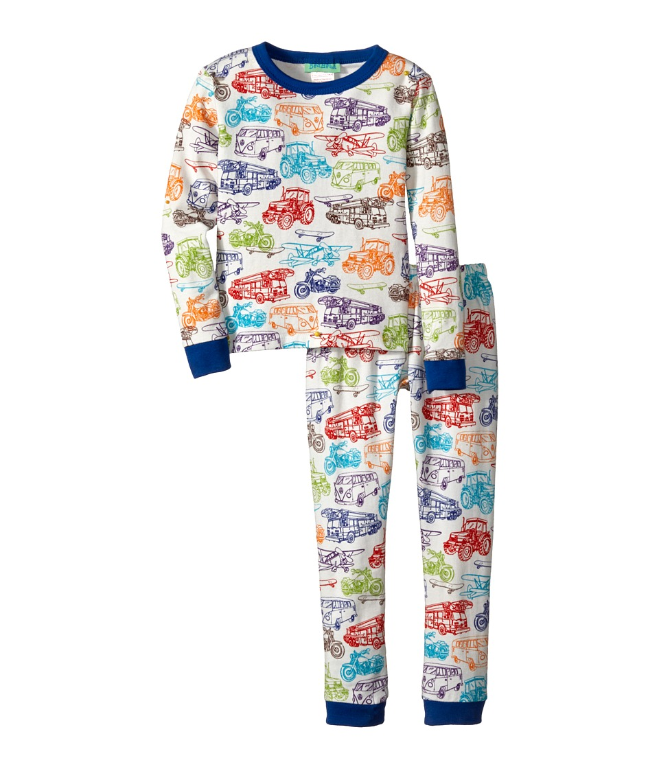BedHead Kids - Long Sleeve Two-Piece PJ (Toddler/Little Kids) (Boys Toys) Boy's Pajama Sets