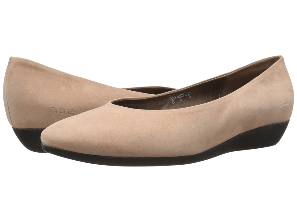 Arche - Onyri (Sand/Bronze) Women's Shoes