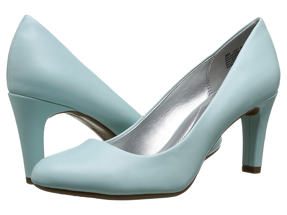 Bandolino Lantana (Light Green Synthetic) High Heels
