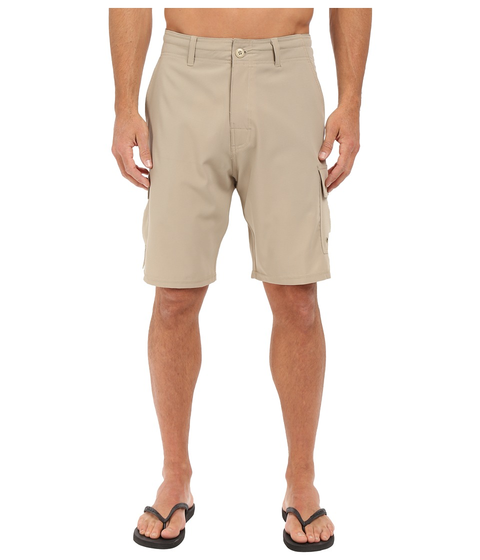 Body Glove - The Hunter Shorts (Khaki) Men's Shorts