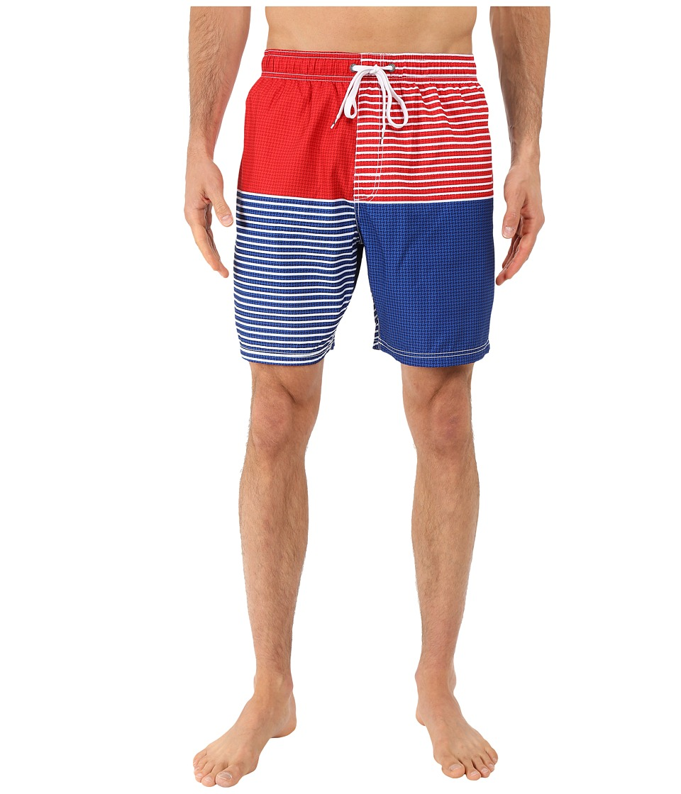 Body Glove - South Shore Volleys Boardshorts (Infrared) Men's Swimwear
