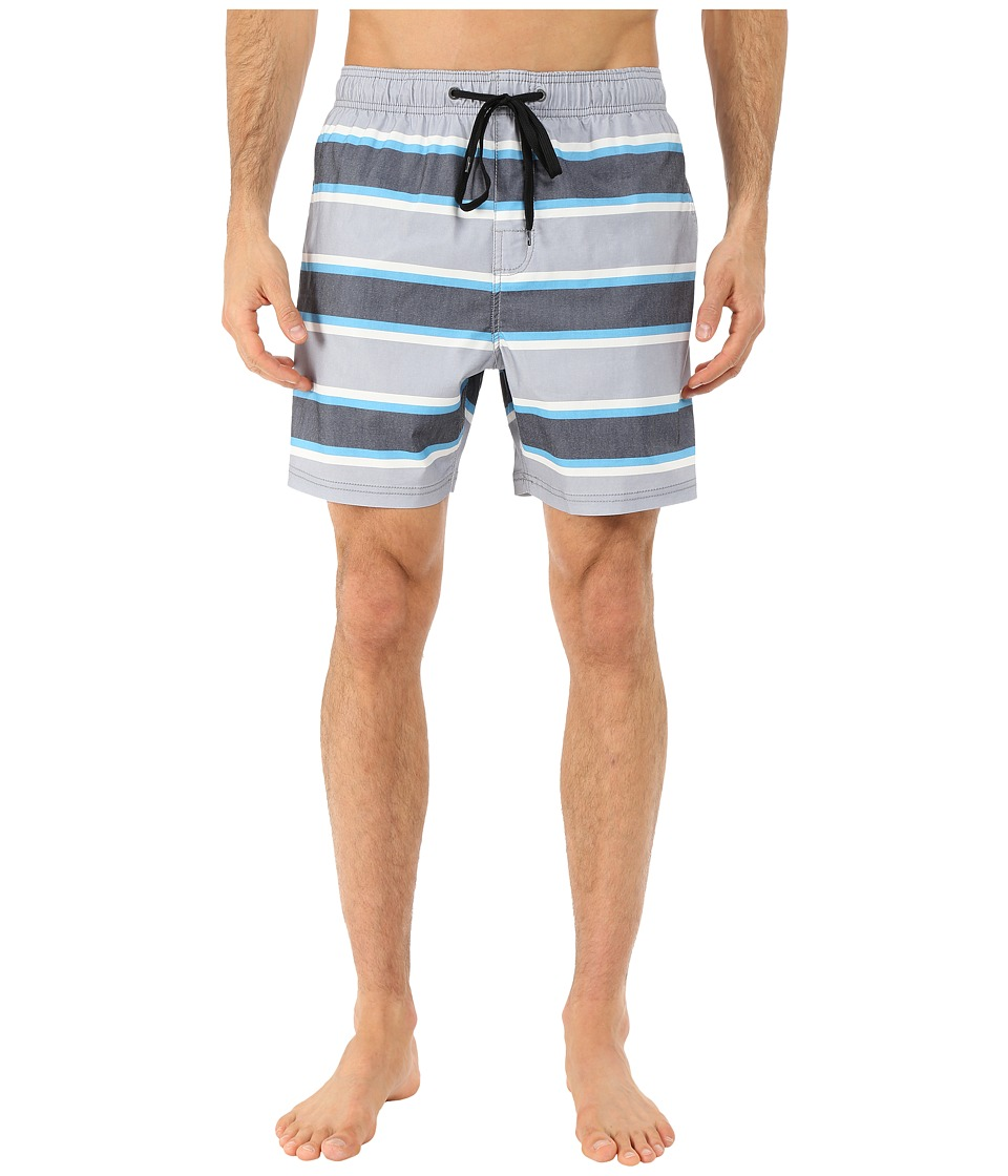 Body Glove - Fairlane Sport Volleys Boardshorts (Grey) Men's Swimwear