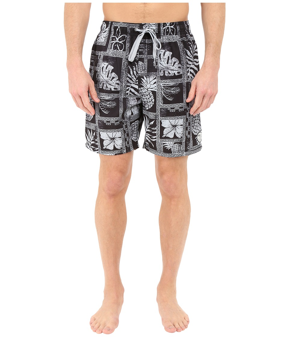 Body Glove - Kihei Volleys Boardshorts (Black) Men's Swimwear