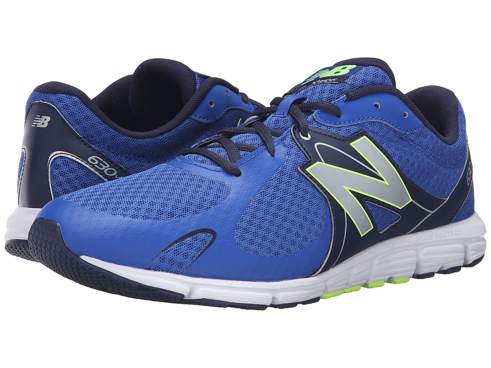 New Balance - M630V5 - USA (Pacific/Abyss) Men's Running Shoes