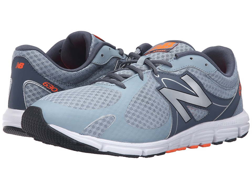 New Balance - M630V5 - USA (Grey/Silver) Men's Running Shoes