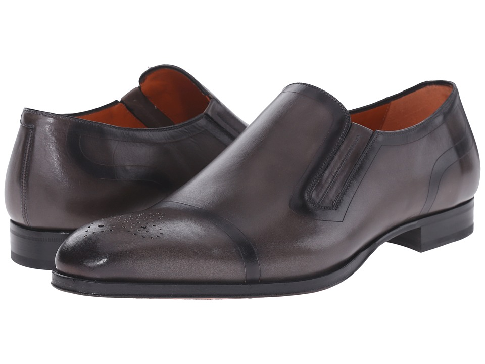 Mezlan Gallego (Light Grey) Men