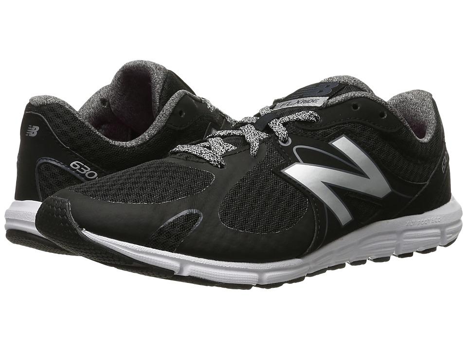 New Balance - W630V5 - USA (Black) Women's Running Shoes