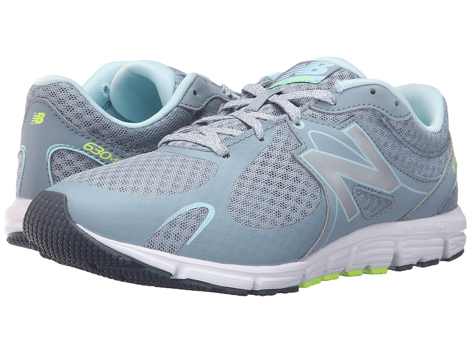 New Balance - W630V5 - USA (Grey/Silver) Women's Running Shoes