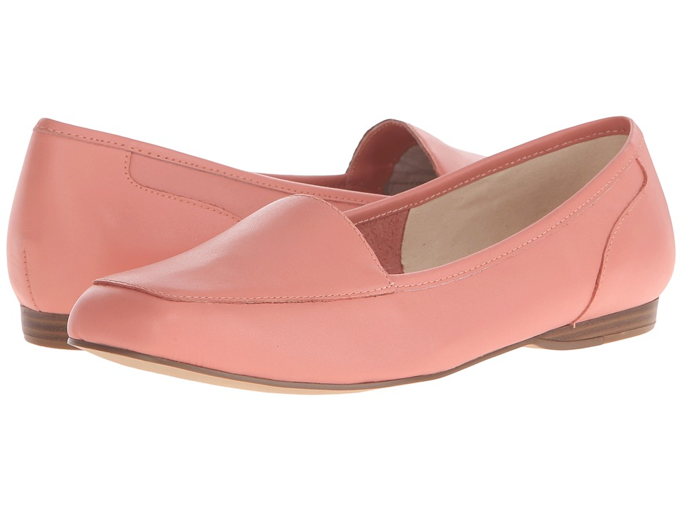 Bandolino - Liberty (Fresh Coral Leather) Women's Slip on Shoes