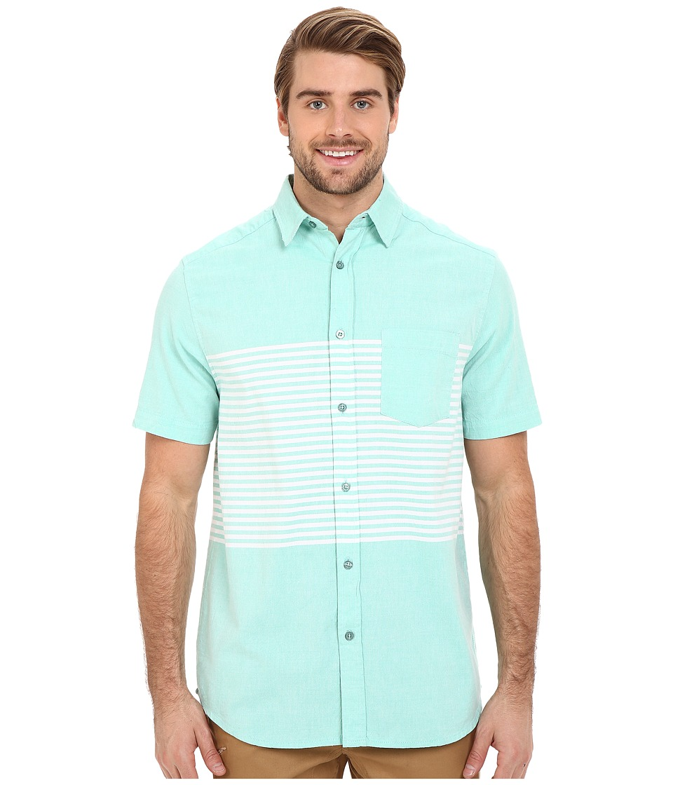 Body Glove - Hipster Shirt (Atlantis) Men's Short Sleeve Button Up