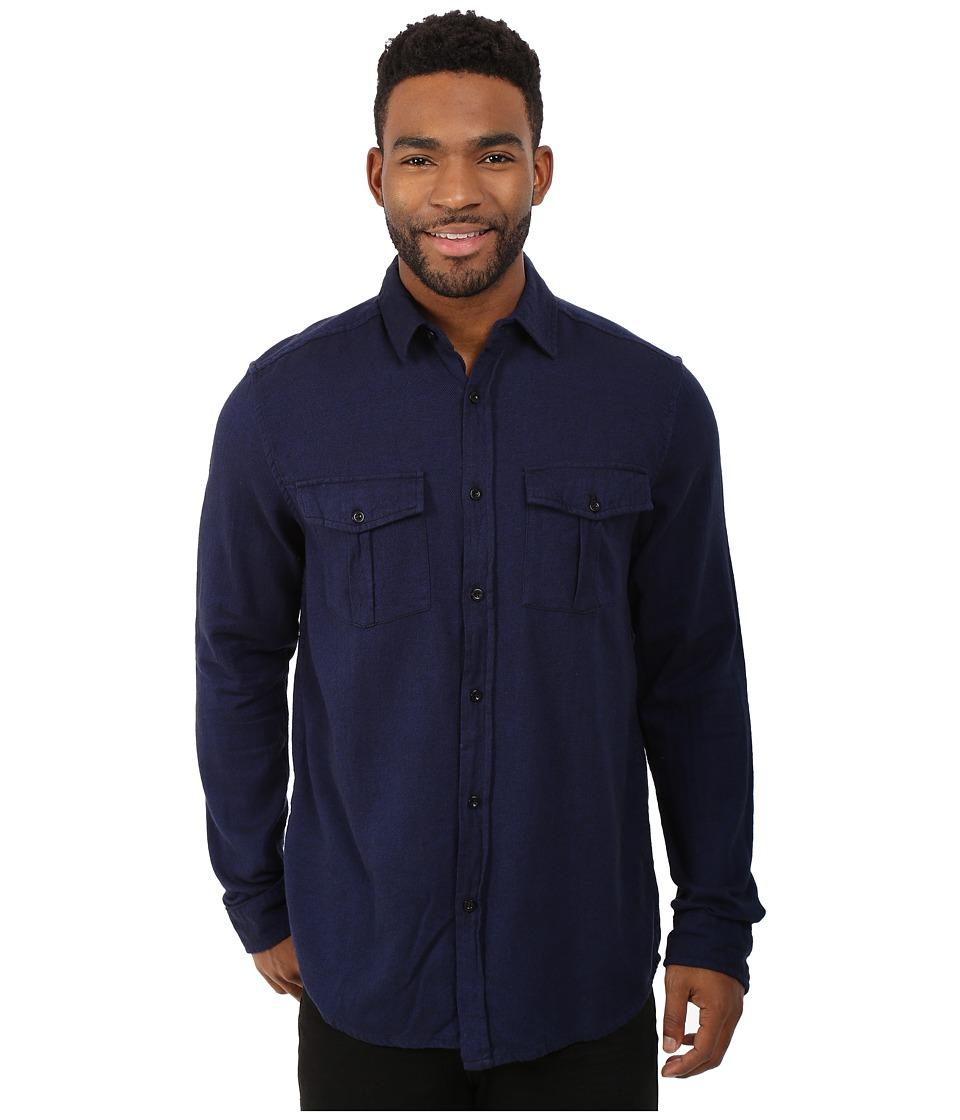 Body Glove - I'm Goin Out! Shirt (Indigo) Men's Clothing