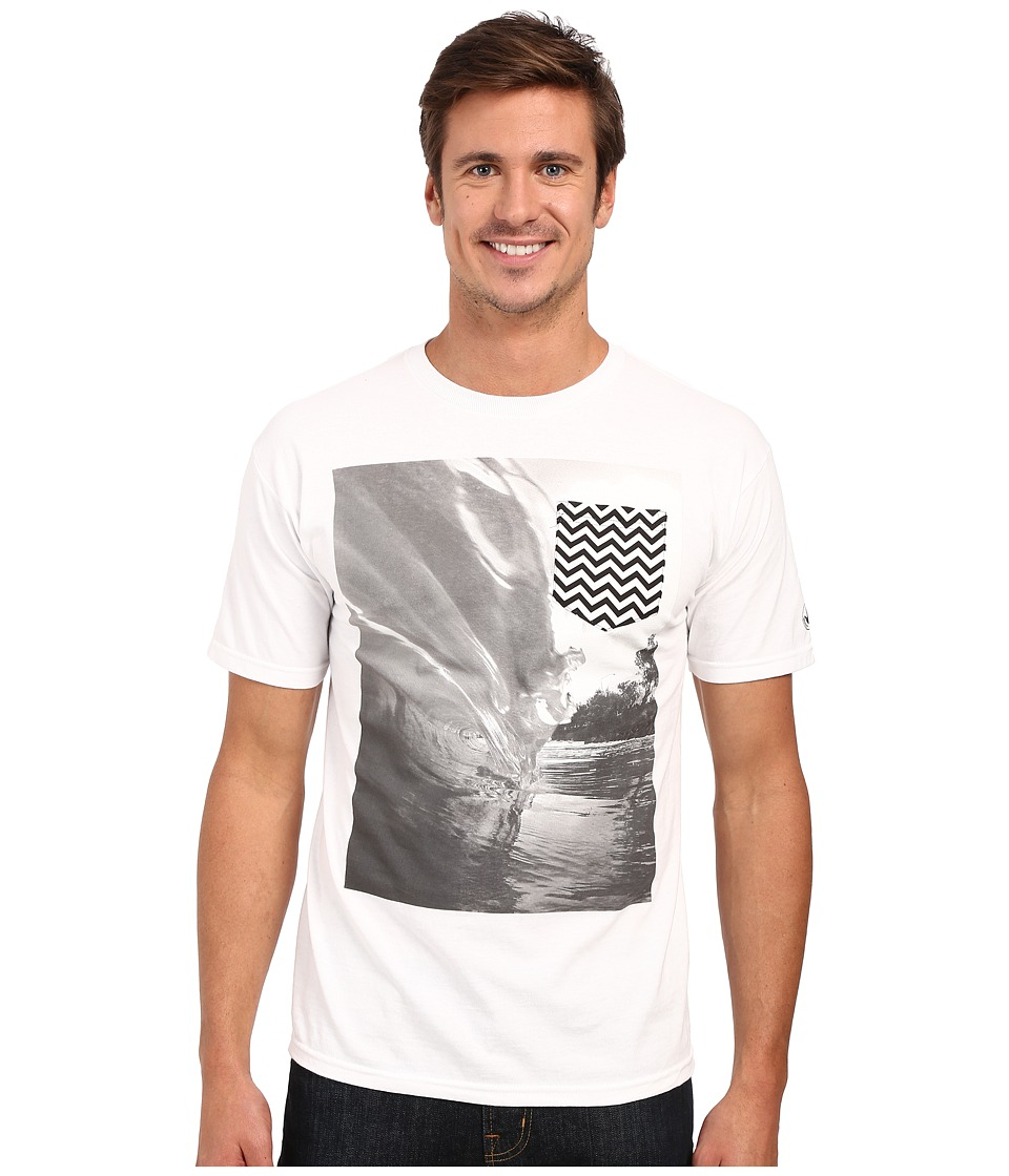 Body Glove - 1701R-Anthony Tee (White) Men's Short Sleeve Pullover