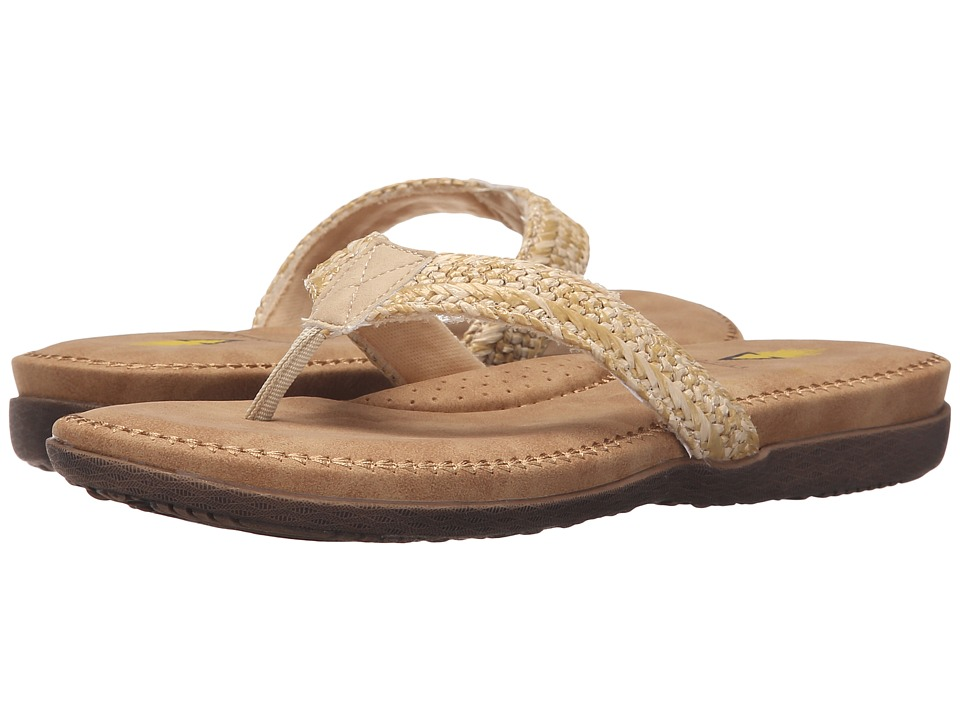 VOLATILE - Avalonie (Natural) Women's Sandals
