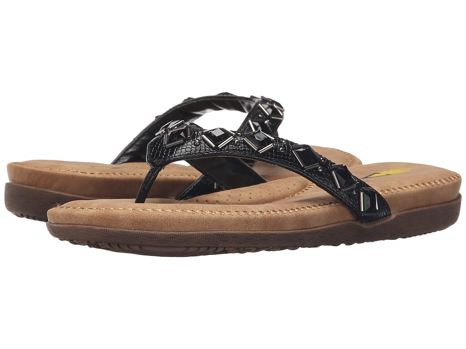 VOLATILE - Morocco (Black) Women's Sandals