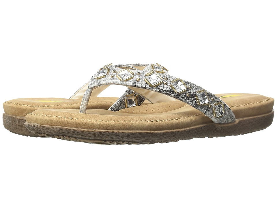 VOLATILE - Morocco (Silver) Women's Sandals