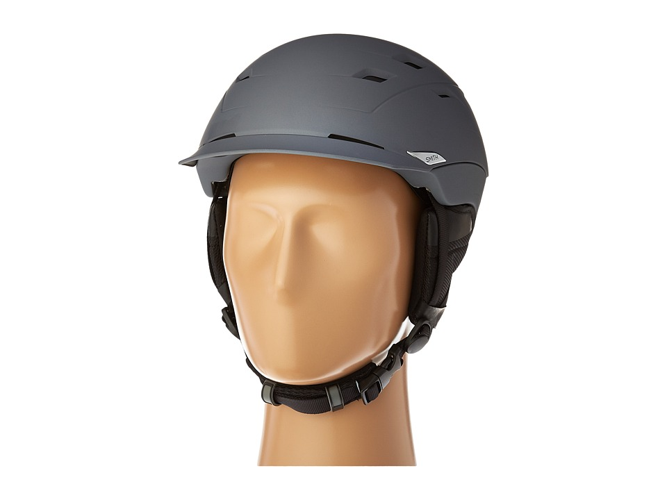 Smith Optics - Variance (Matte Charcoal) Helmet