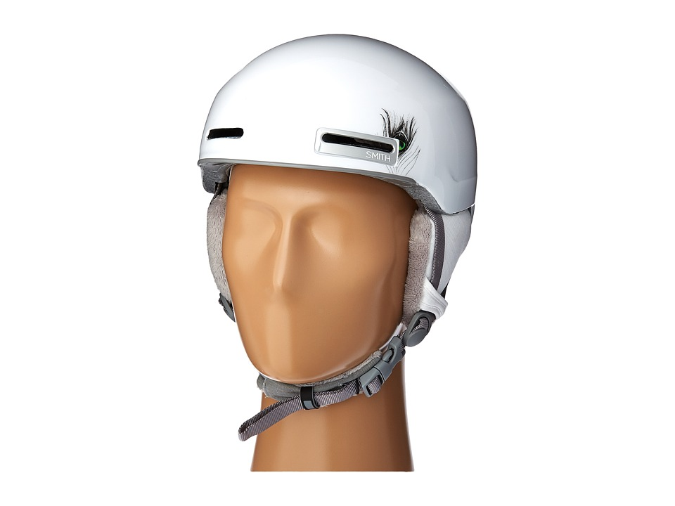 Smith Optics - Allure (White Feathers) Helmet