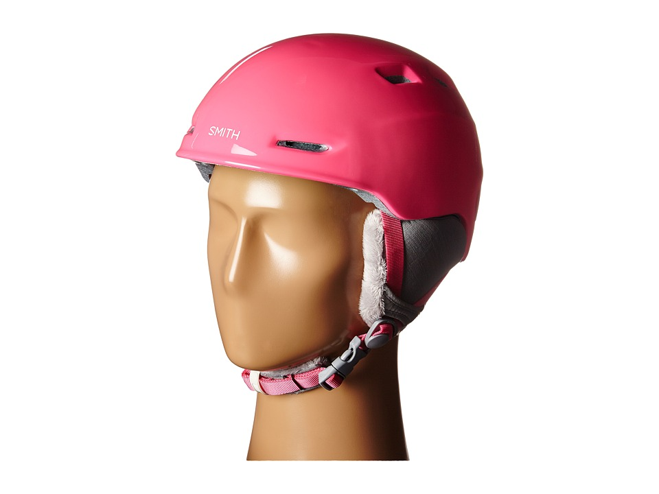 Smith Optics - Zoom Junior (Bright Pink) Helmet