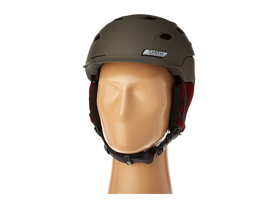 Smith Optics - Vantage (Matte Root Woolrich) Helmet
