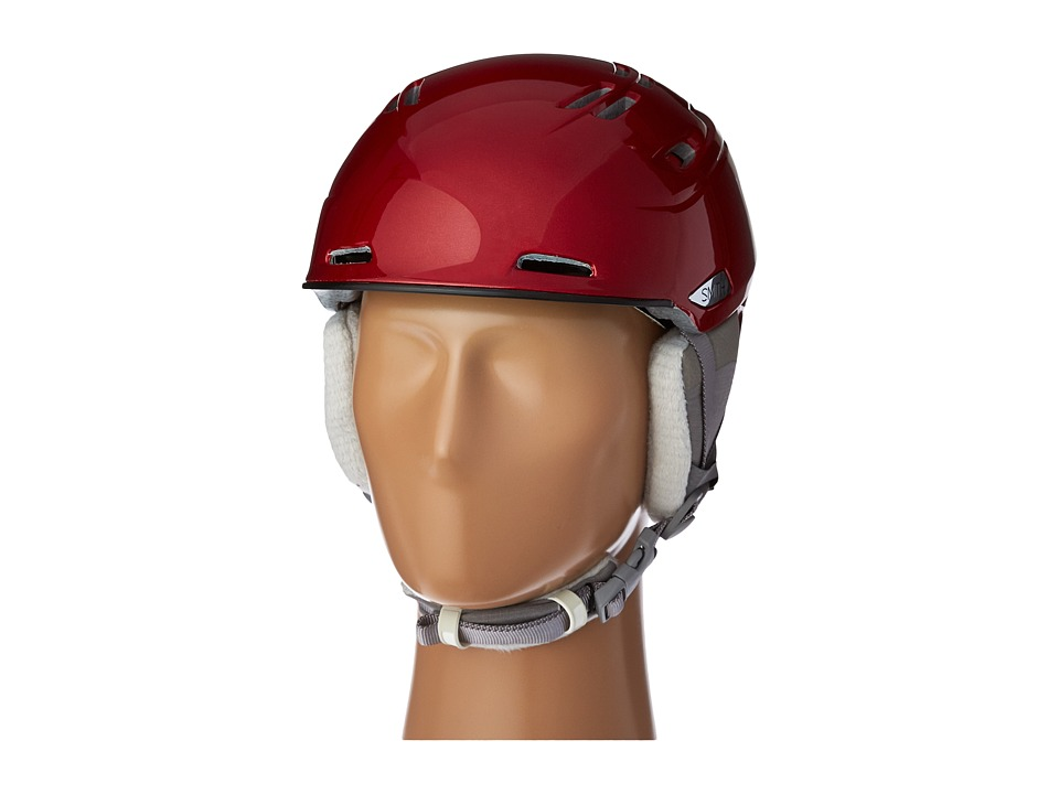 Smith Optics - Compass (Metallic Pepper) Helmet
