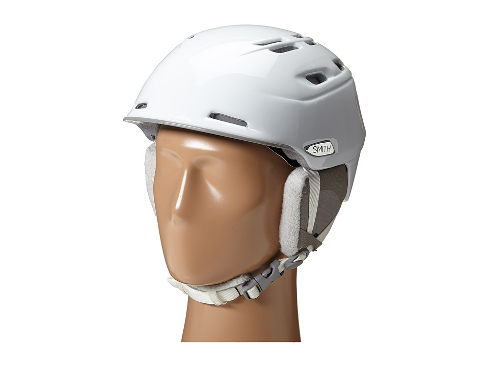 Smith Optics - Compass (White) Helmet