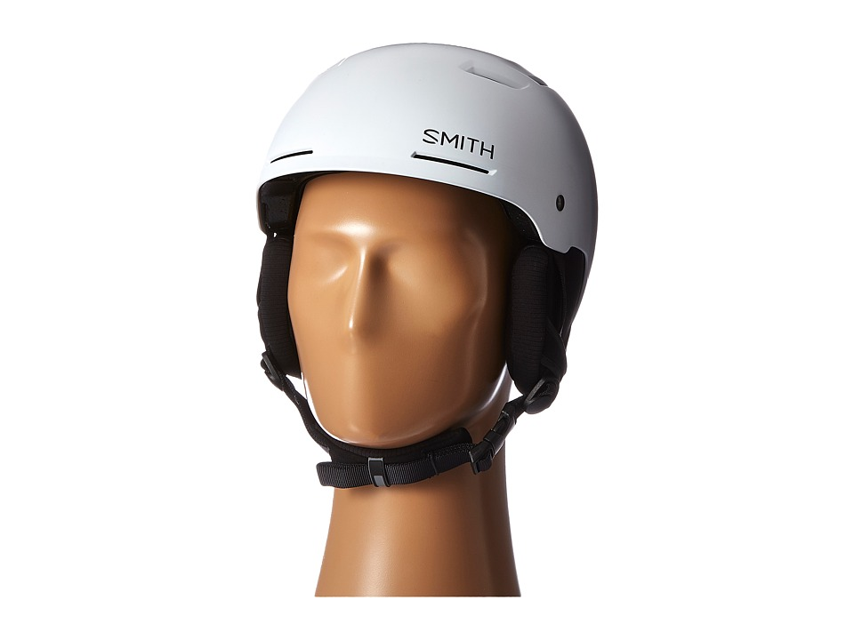 Smith Optics - Pivot (Matte White) Helmet