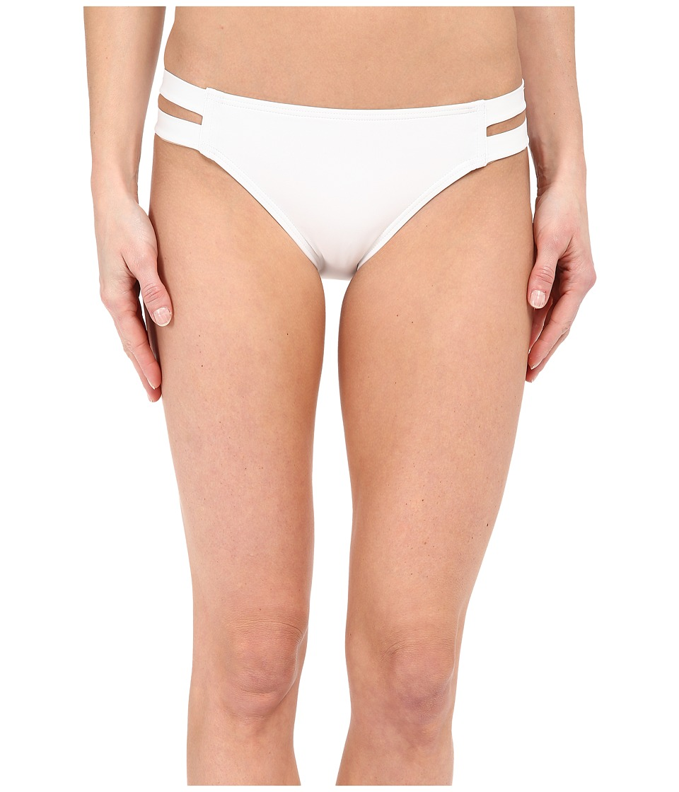 Vince Camuto - Strap Side Bikini (White) Women's Swimwear